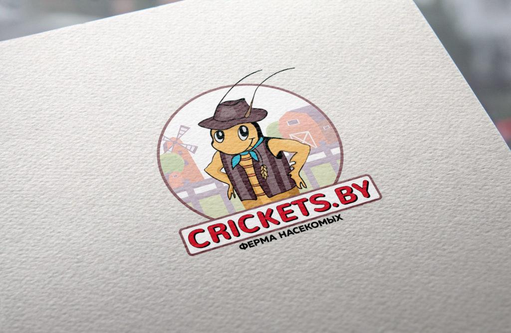 Как мы рисовали персонажа для сверчковой фермы 3