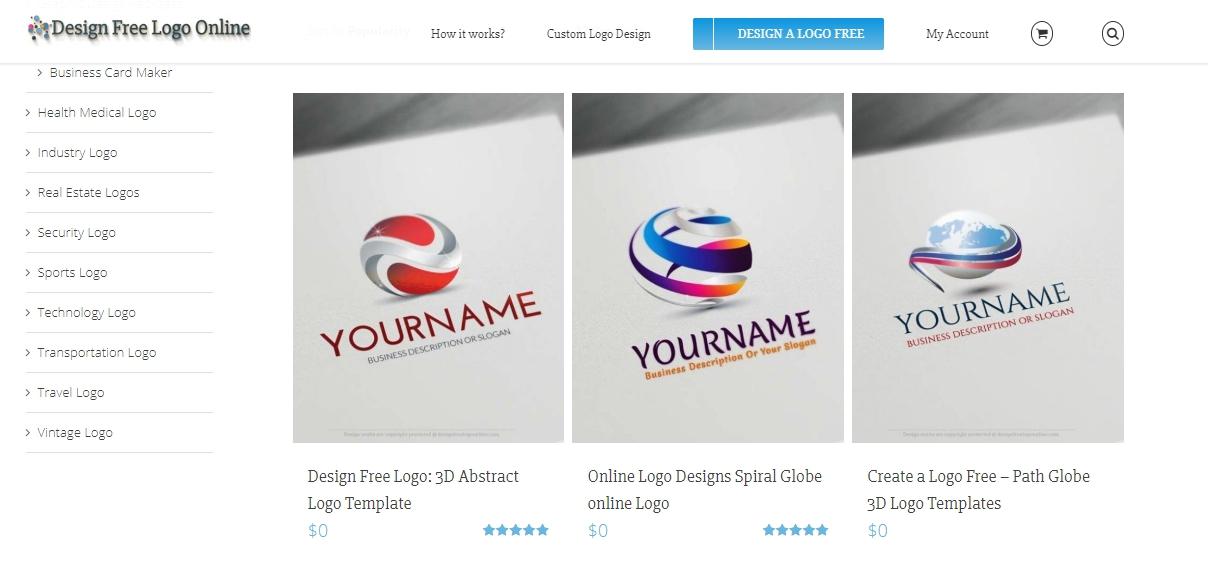 Бесплатное создание лого