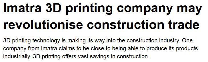 примеры заголовков в Google News по запросу «строительство»