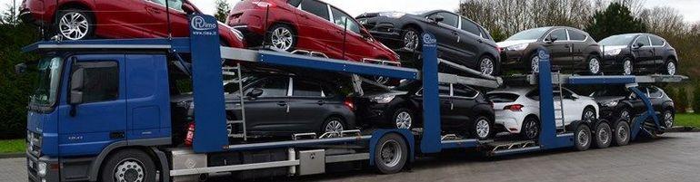 Продвижение сайта доставки автомобилей