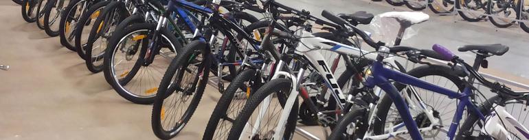 Продвижение сайта в тематике продажа велосипедов, рост трафика на 10 830%