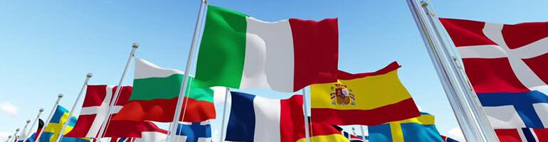 Продвижение сайтов в Европе, США и других странах
