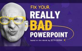 Исправьте Ваш действительно ужасный Powerpoint