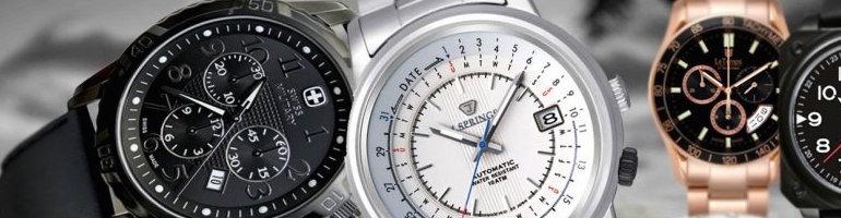 Кейс по контекстной рекламе в тематике «Продажа наручных часов»