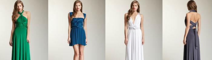 Кейс по контекстной рекламе платьев-трансформеров