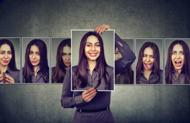 различные эмоцианальные реакции человека