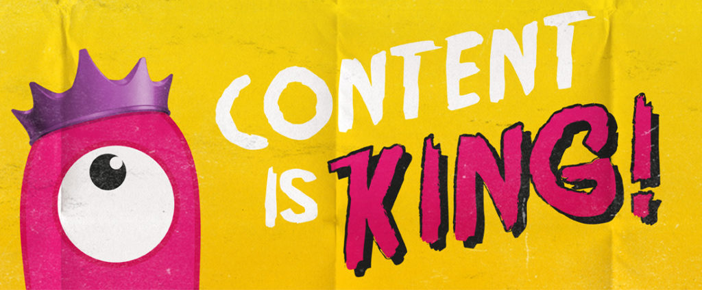 Контент-маркетинг сегодня