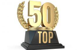 GUSAROV в ТОП 50 самых известных SEO-компаний России
