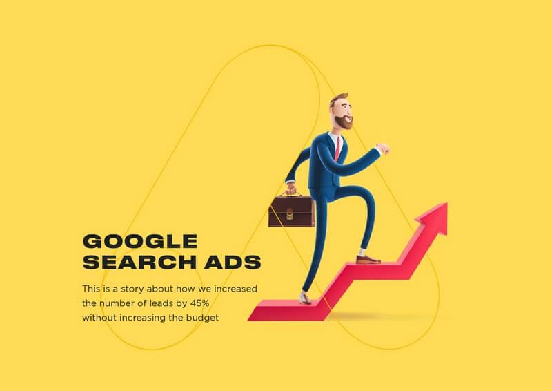 Кейс создание презентации для Google Ads 2019