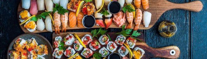 Контекстная реклама доставка суши