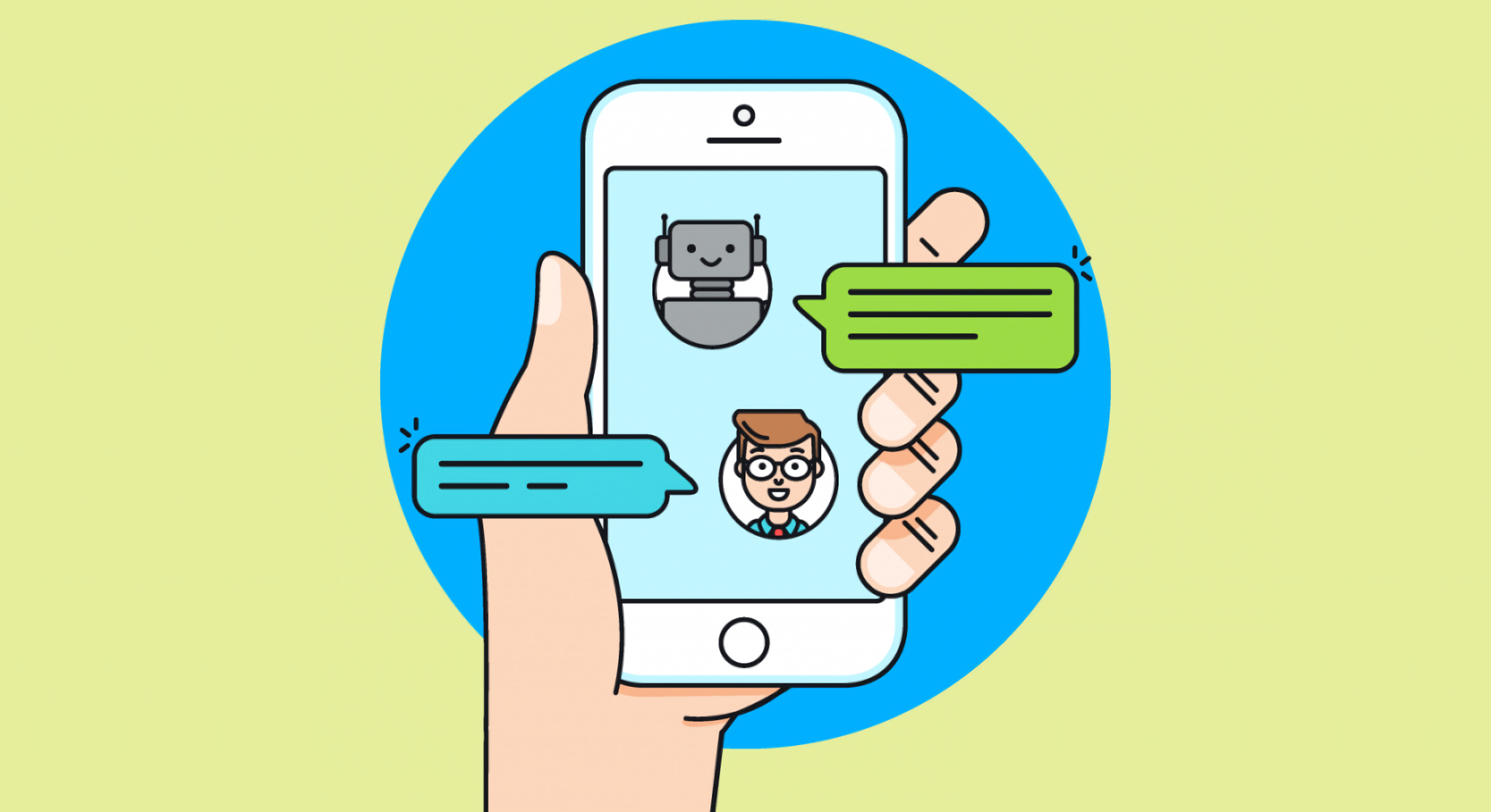 Телеграм-боты для текста